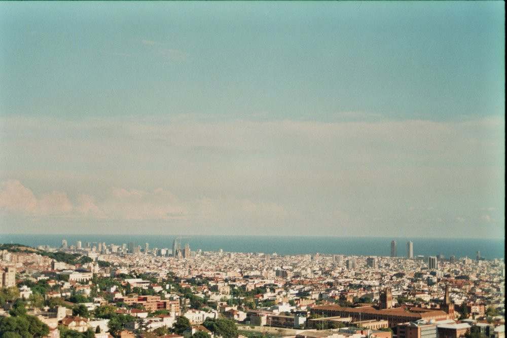 Montjuic. Guillem Cruells