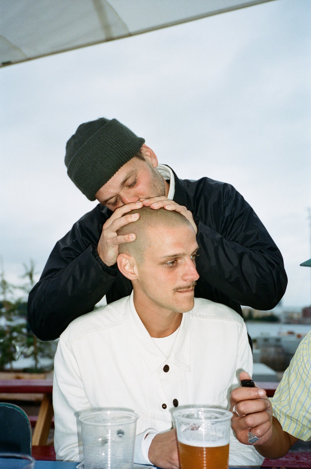 Val Bauer & Edouard Depaz. Photography: Robin Pailler.