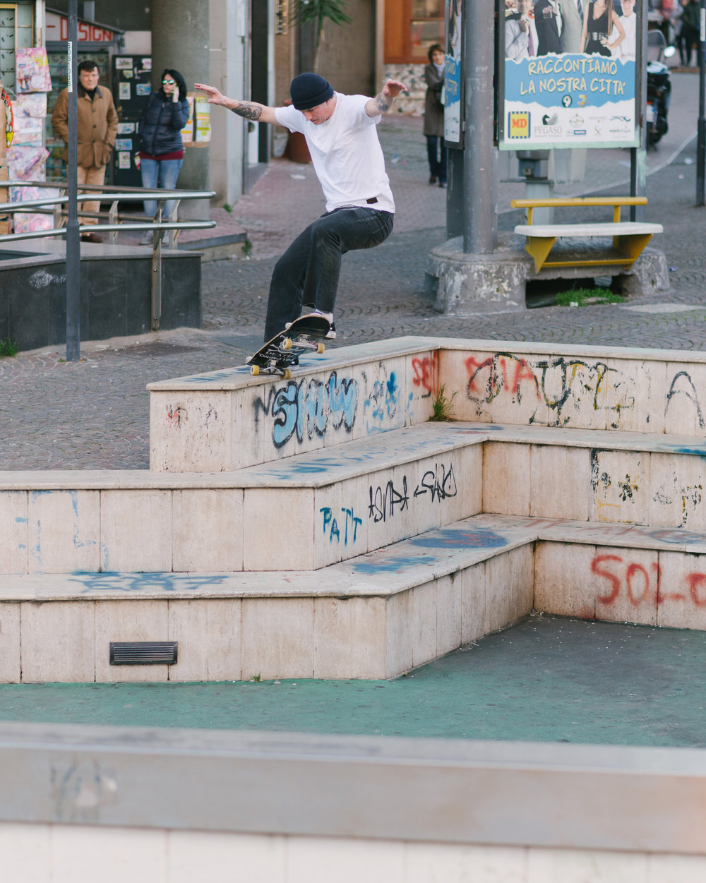 Mikey Patrick – gap over 5-0. Photo: Maxime Verret