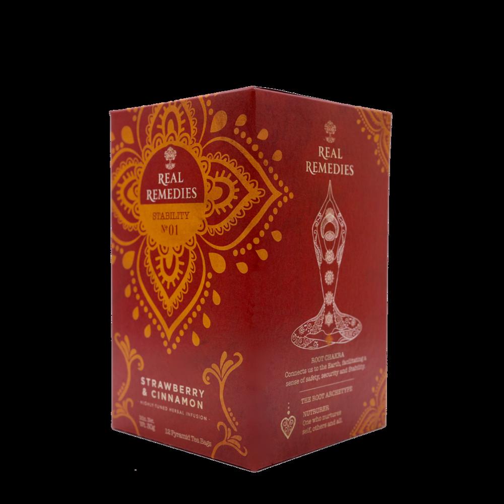 CHAKRA TEAS — Real Remedies