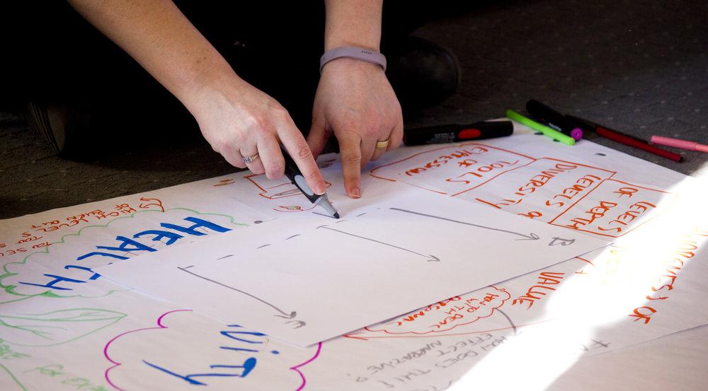 От какво имаме нужда, за да сме ефективни в демократична организация с плоска структура?  -