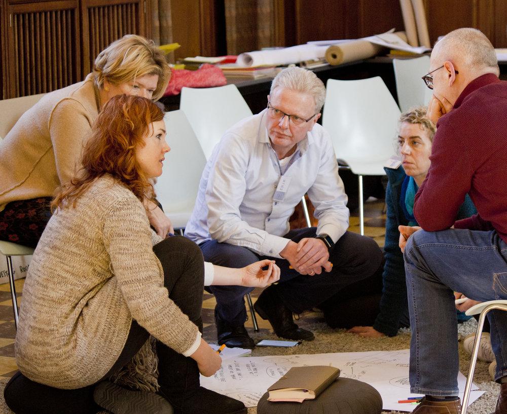 Ефективните работни срещи - първа стъпка към промяна на организационната култура - програма за бизнес екипи