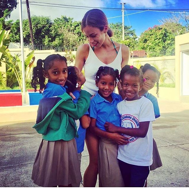 """I have something I have to tell you""... she said .... #dominicanrepublic #dominica #caribbean #school #model #cute #gilrfriend #kids #fun #holiday"
