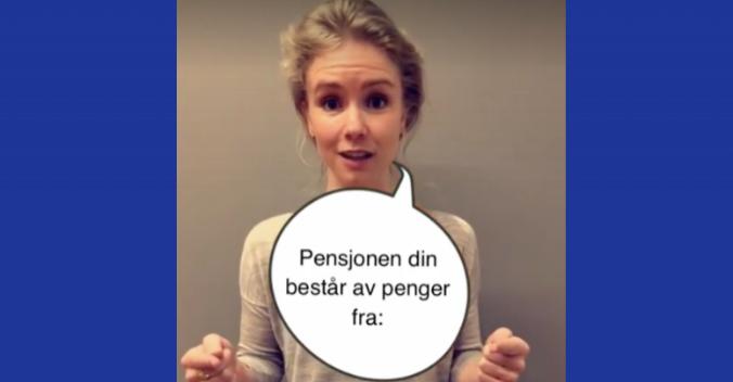 Bilde: Nordea Ung via Snapchat