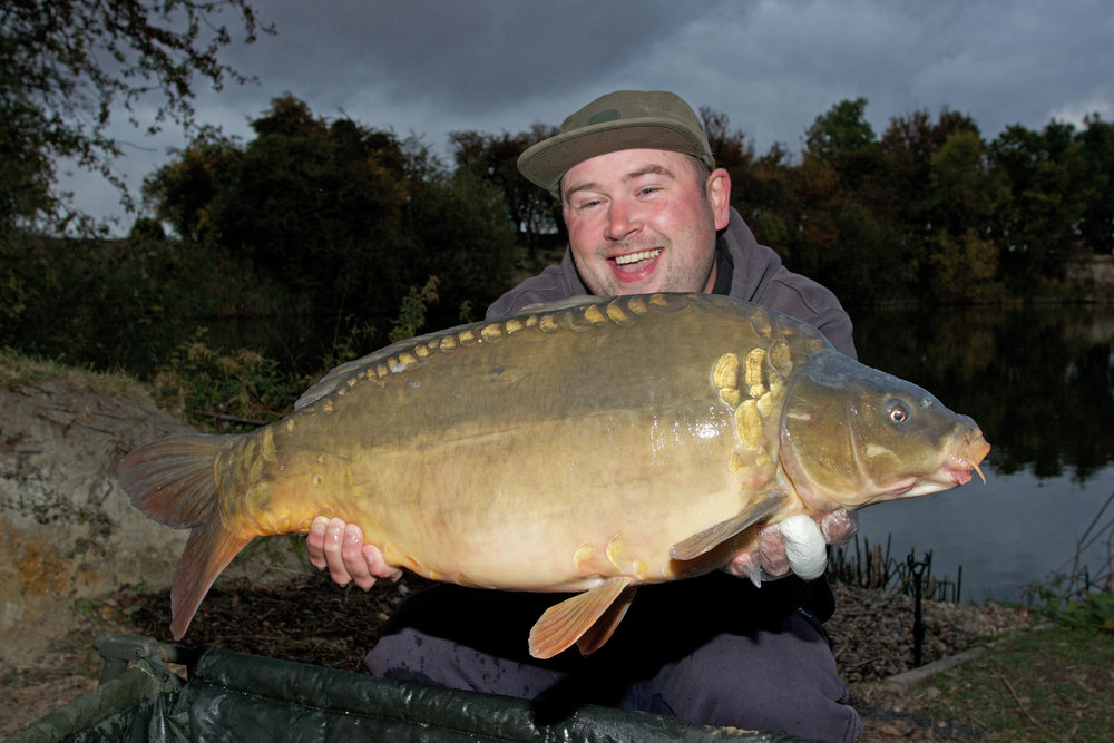 A typical Royston 20-pounder for Matt