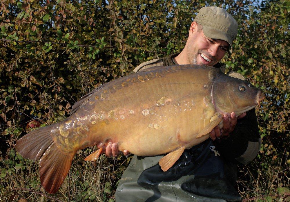 The Darrell Peck Fish at 32lb