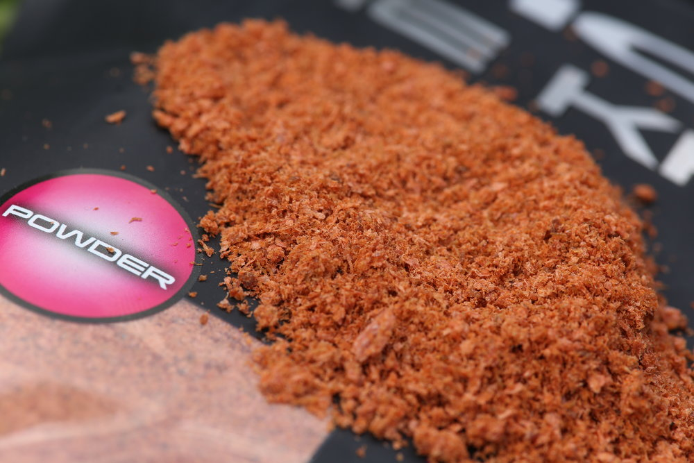 Sticky's fine Krill Powder is the perfect coating for fishmeal boilies