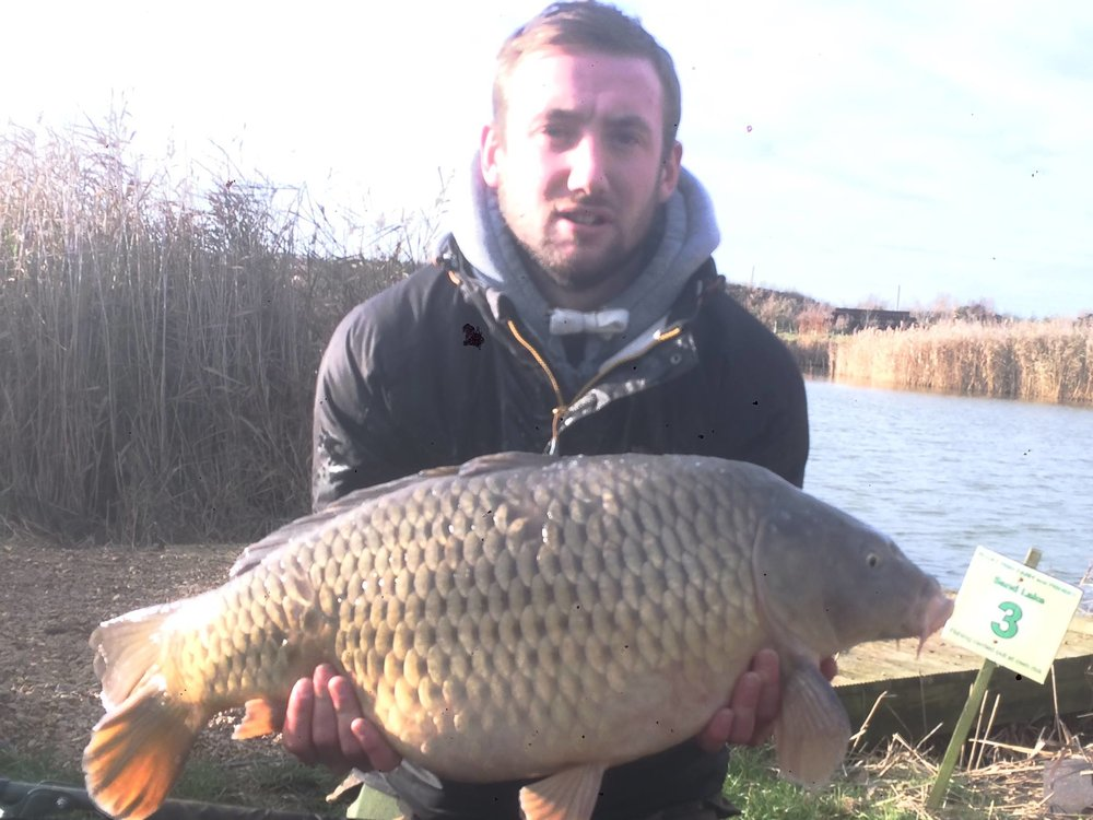 A 22lb 8oz Sand common