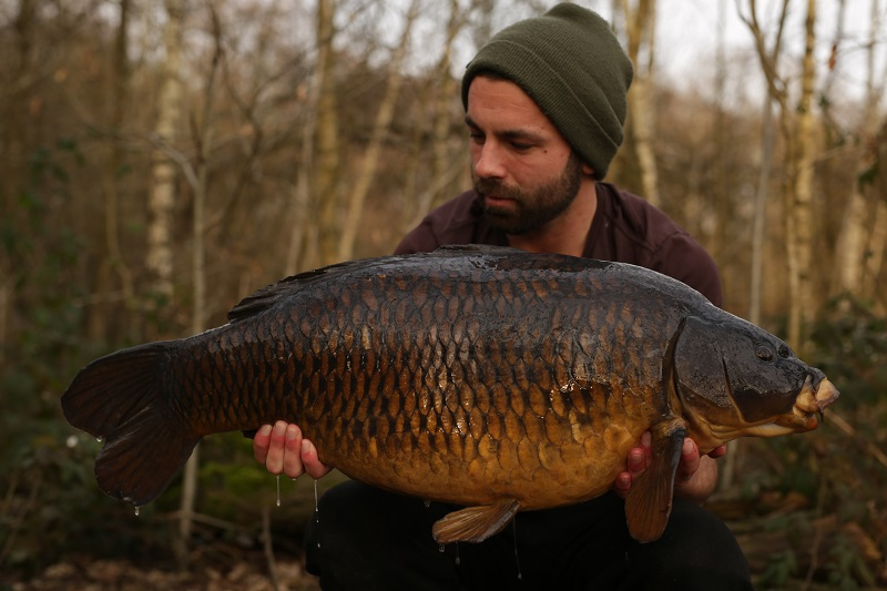 This 29lb common was the second best of the session