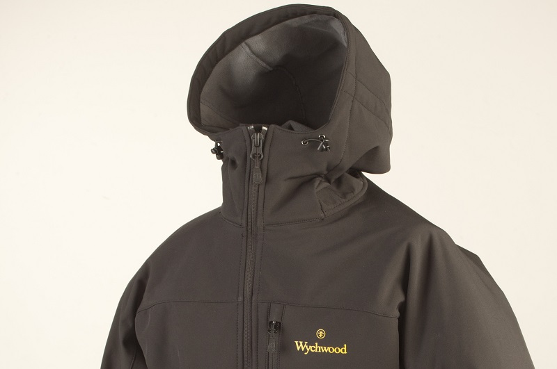 This Wychwood softshell is stylish and functional