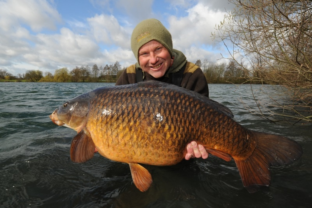 This 35lb 15oz common was just part of a memorable session