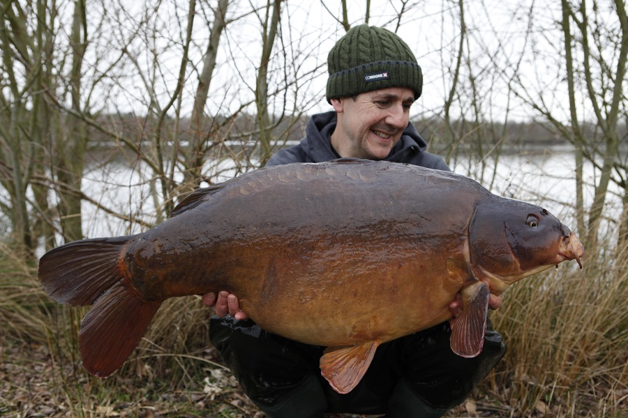 Roach Head at 42lb 12oz