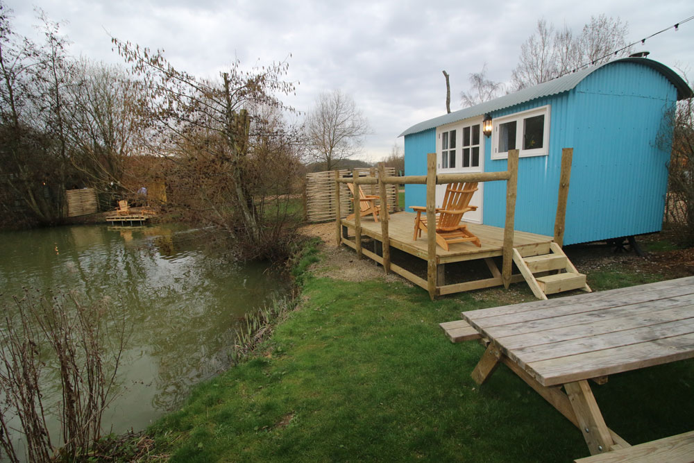 Bankside accommodation