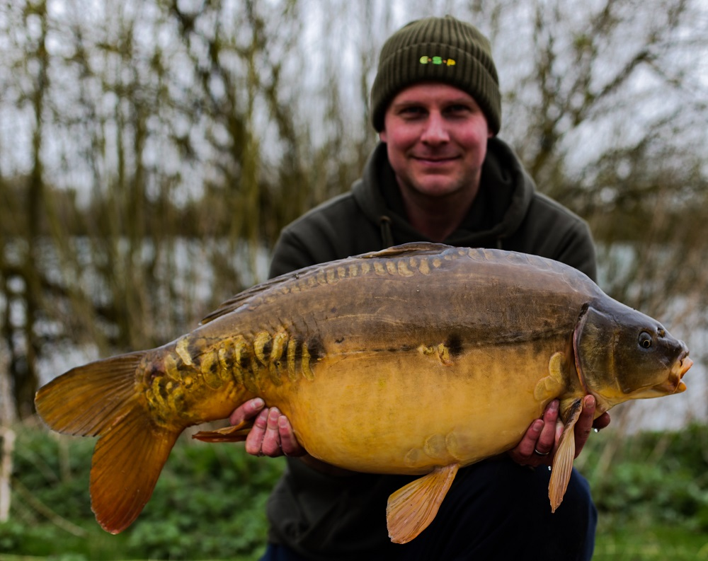 Another chunky twenty for Kev