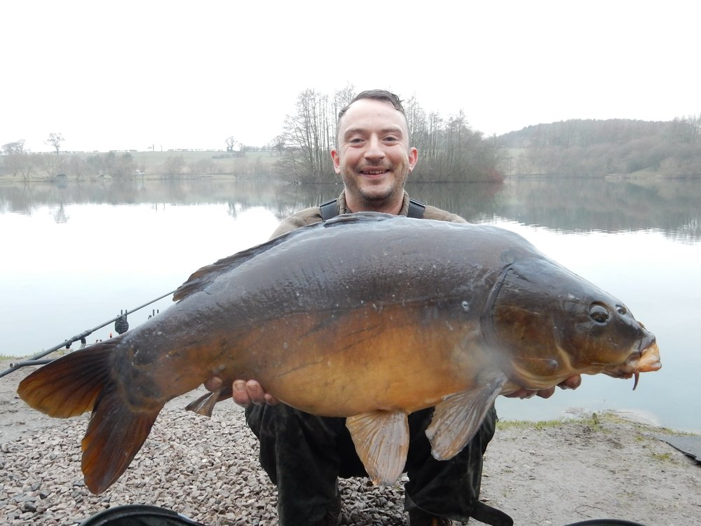 Ralph's Fish at 30lb 3oz