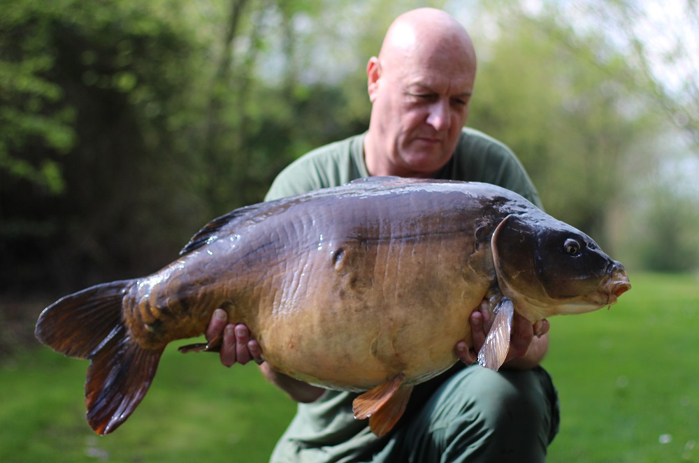 The Dynamite Fish at 43lb 8oz