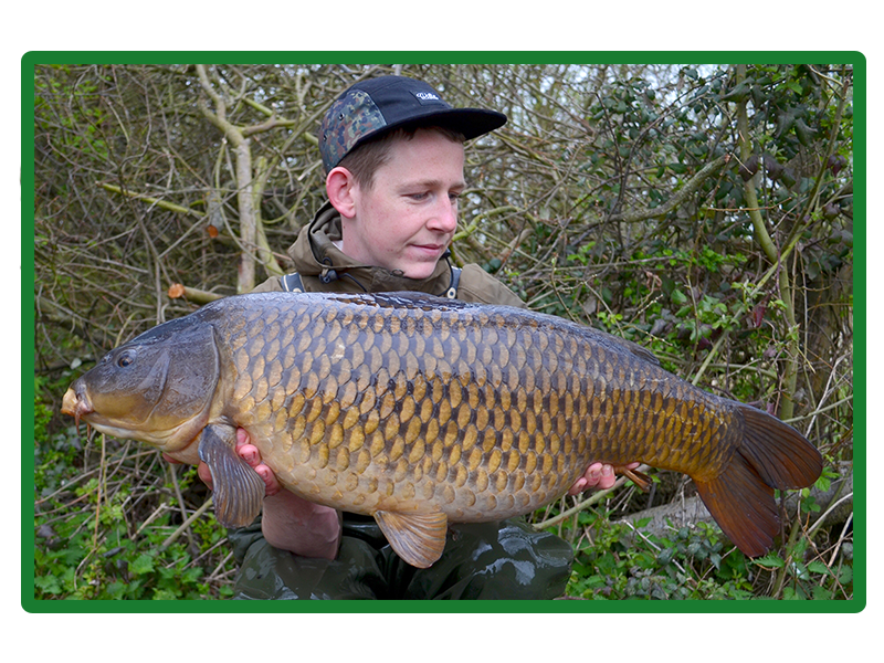 Powders and liquids are the perfect shortcut to catching beautiful early-season carp