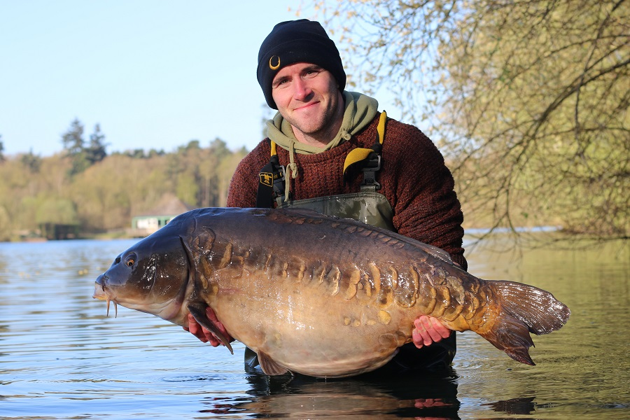 The Linear at 50lb 6oz