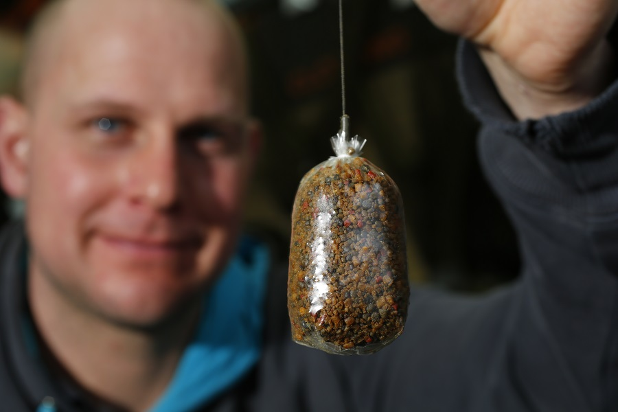 Rock solid and well balanced, these bags can be fished at long range