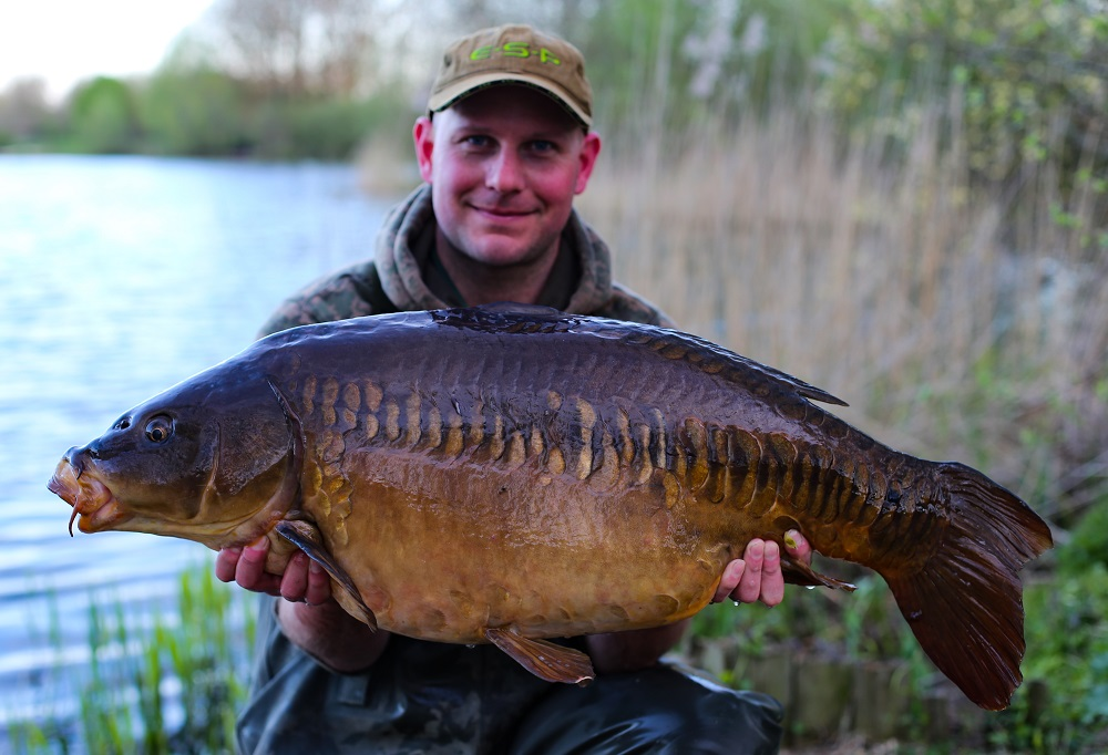 The Other Linear at 32lb 4oz