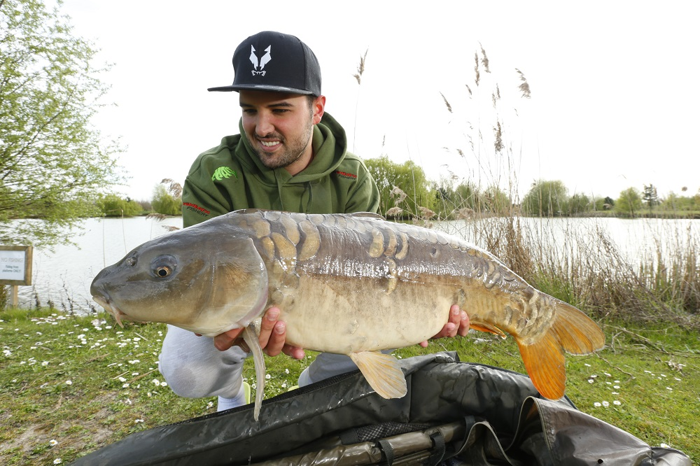 Towie's Ricky Rayment on his love of carp fishing — Carpfeed