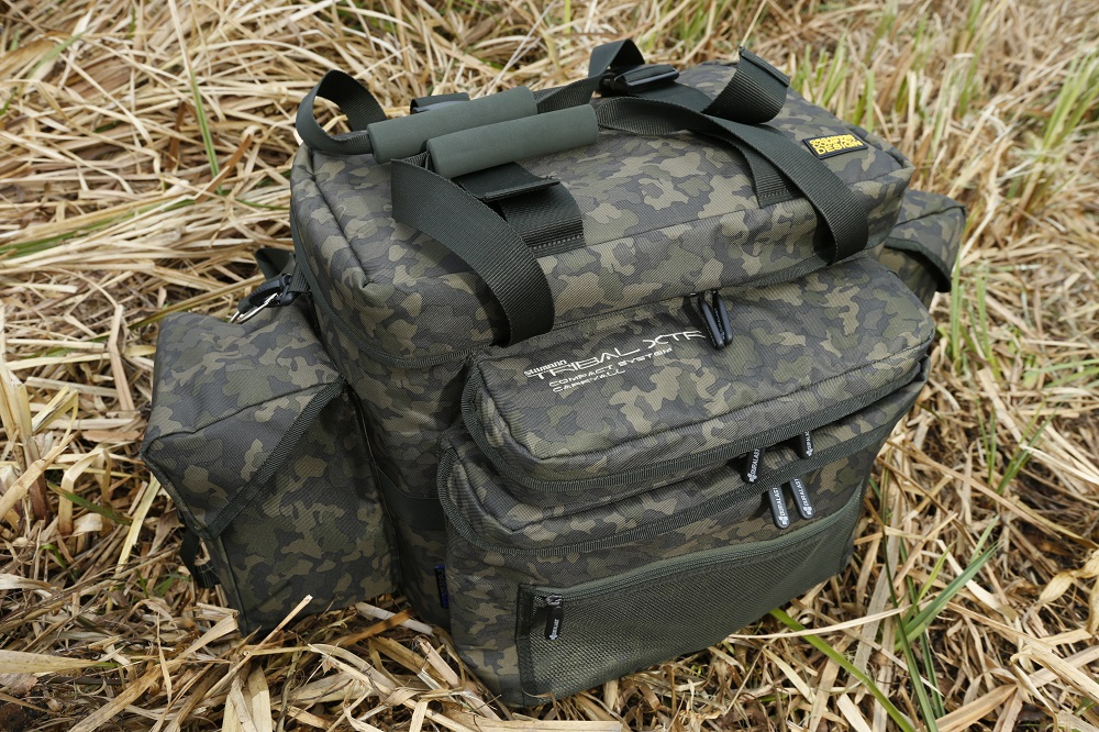 Shimano Tribal Compact System Carryall Set
