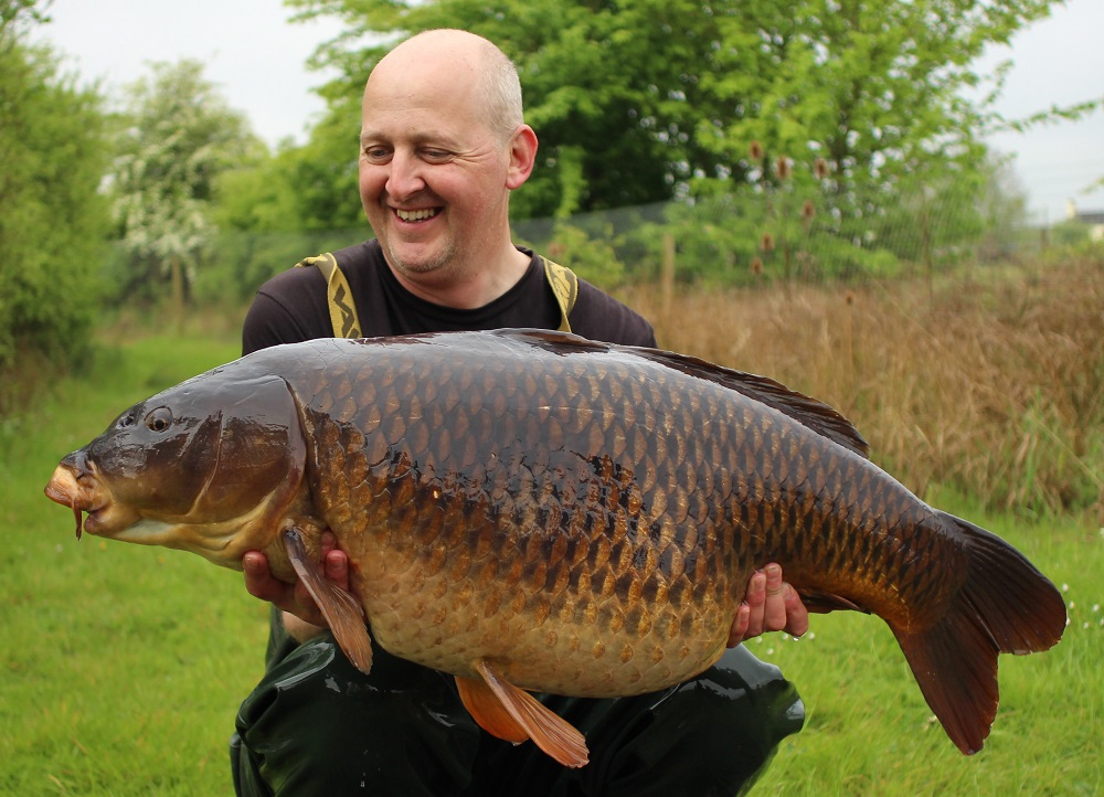 The Colonel at 48lb 8oz