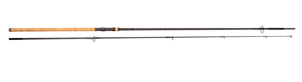 A Portuguese cork handle is available on these top-of-the-range rods