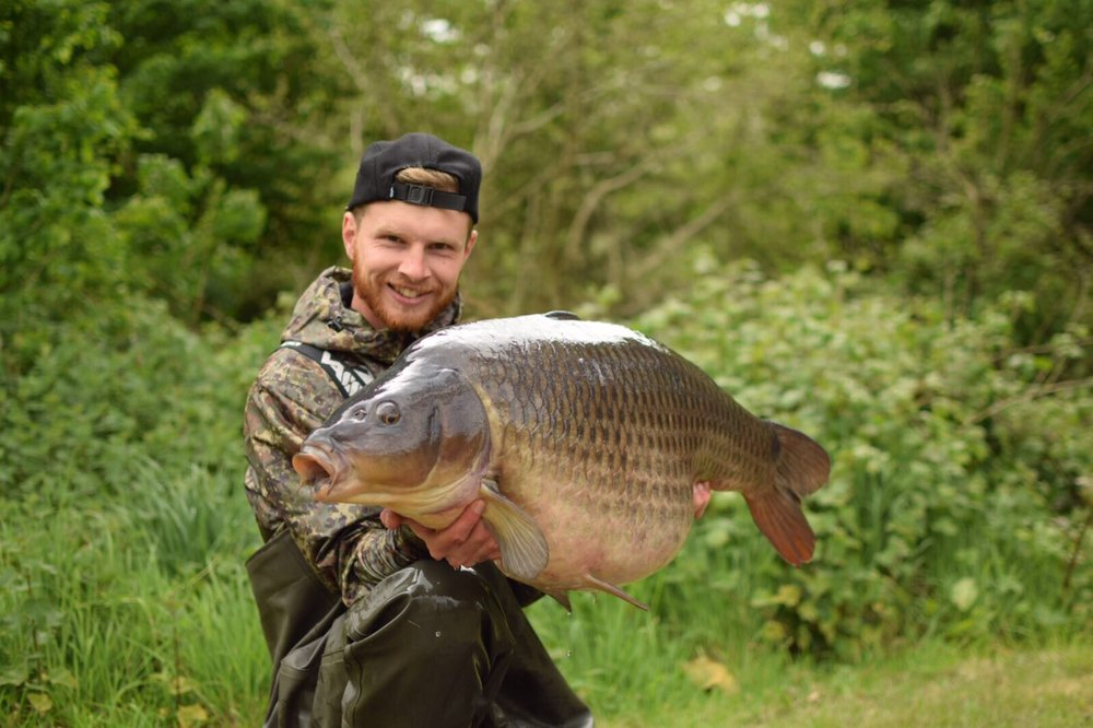 The Football Common at 42lb 6oz