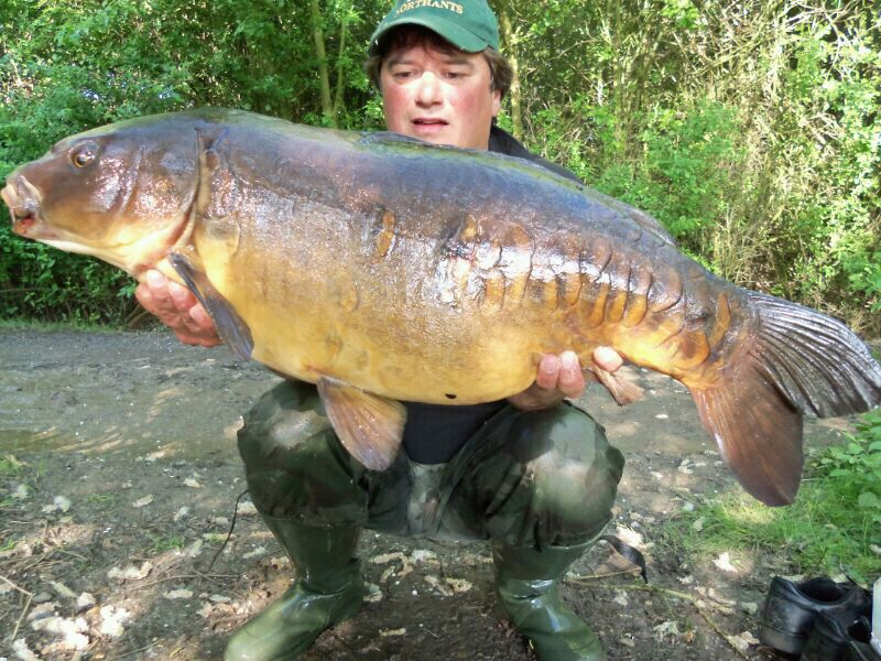 Elsons still produces big carp