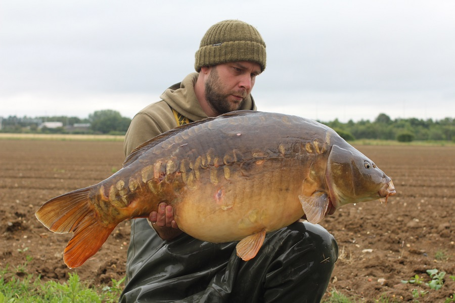 This one went 34lb 8oz