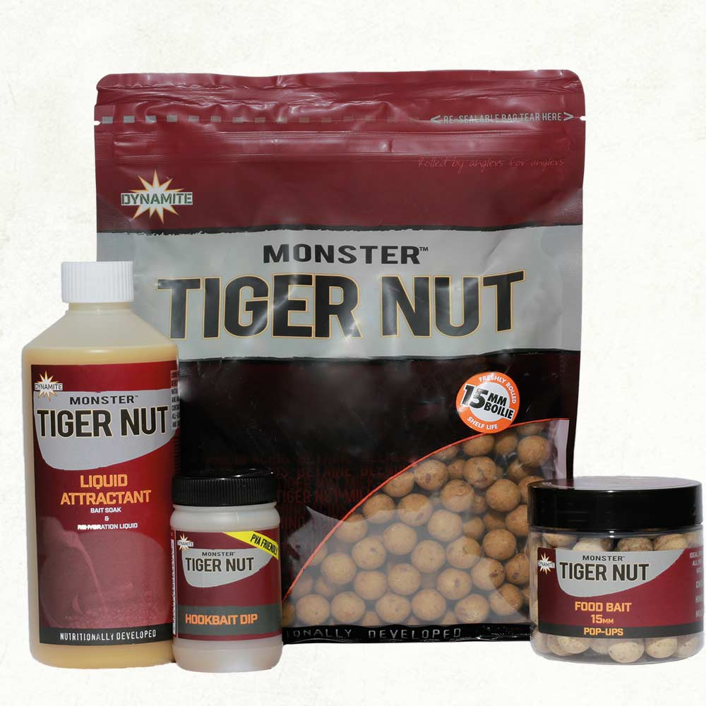 Monster Tiger Nut boilie review