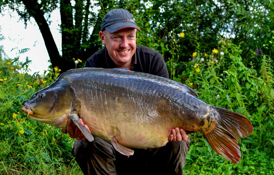 A high-shouldered brute - Roids at 50lb 12oz