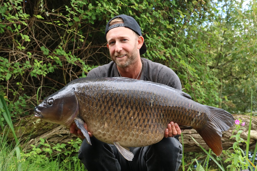 The Silver Common at 36lb 14oz