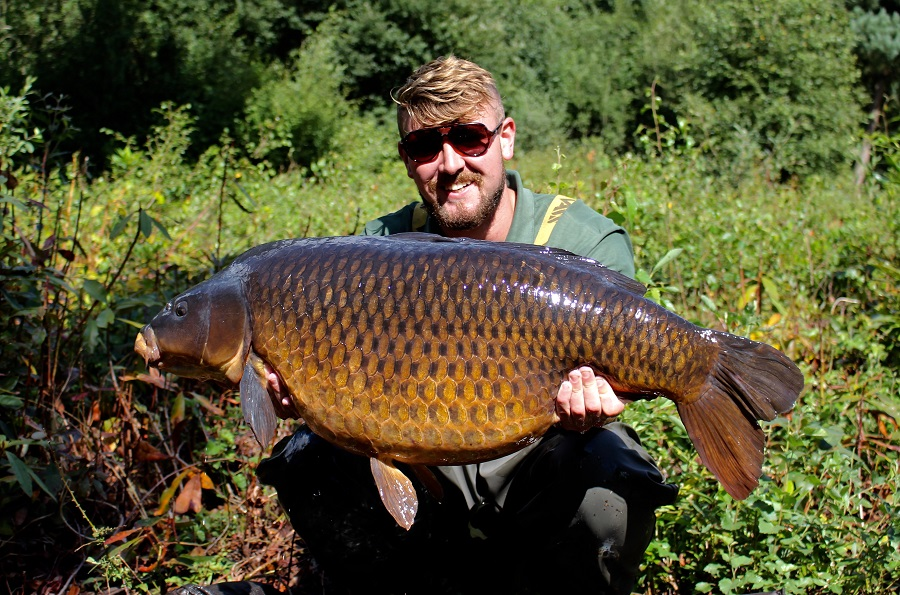 What a fish! Lewis's Lincs 40