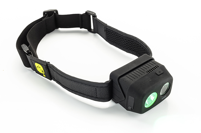 RidgeMonkey head torch review