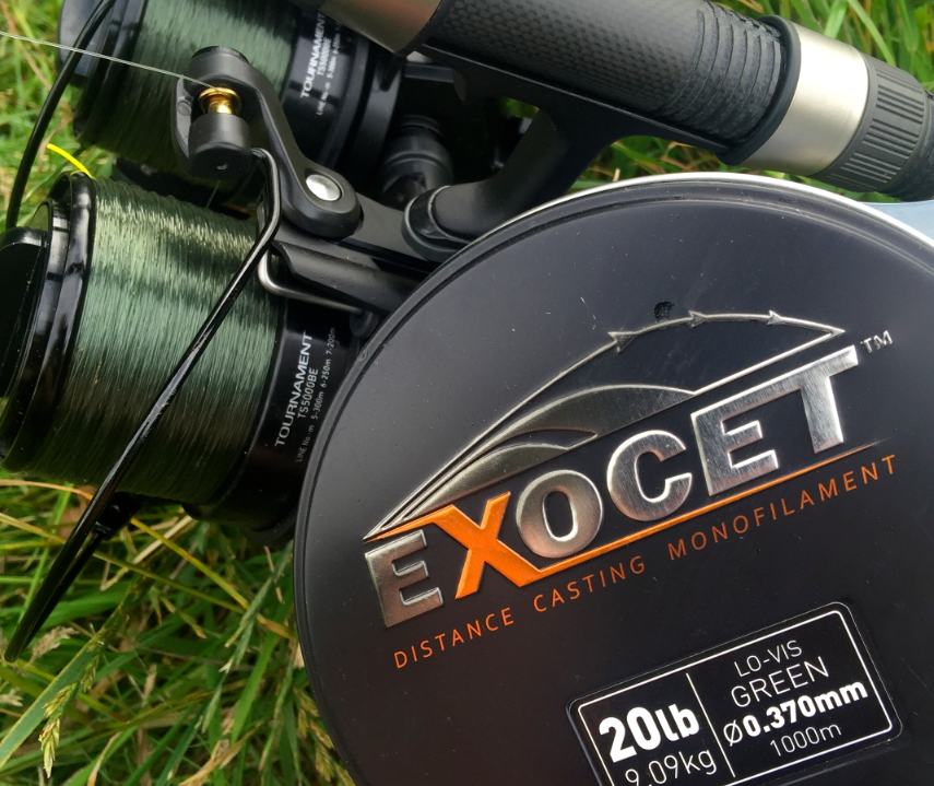 Strong but castable, Marc's verdict on the 20lb Exocet