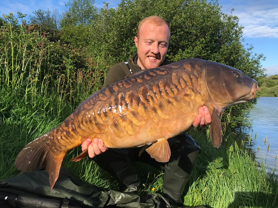 The Big Fully at 31lb 4oz