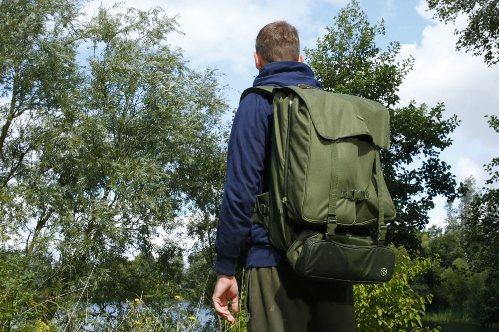 Compact and comfortable: the Wychwood Packsmart