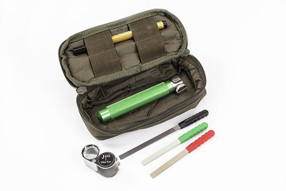 Jag sharpening kit