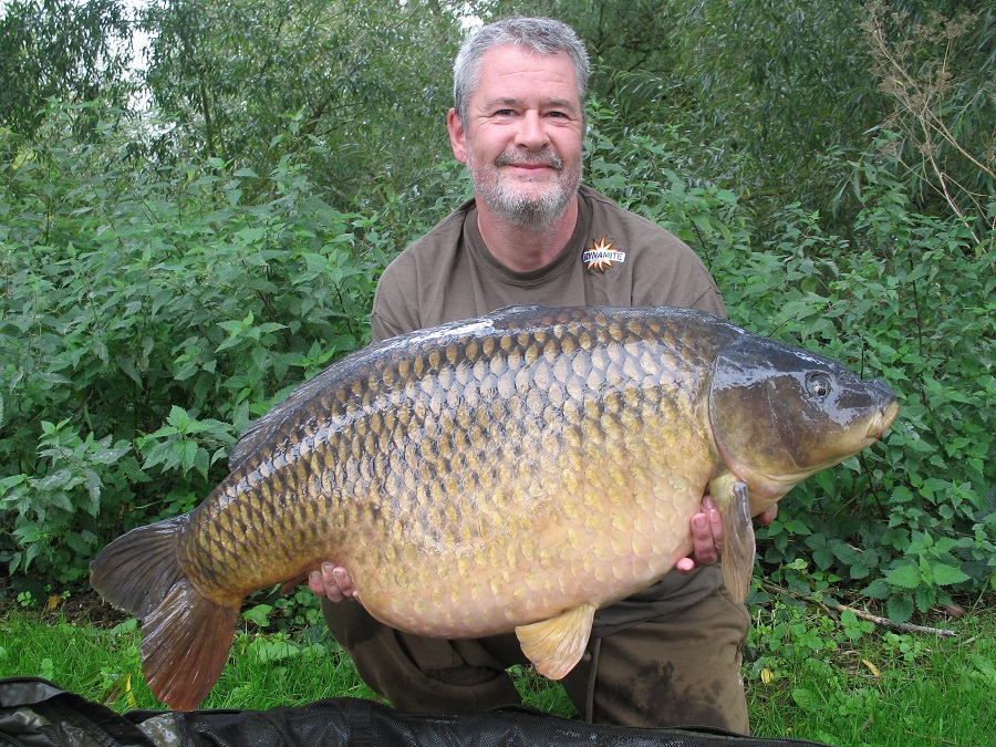 The Box Common at 50lb 2oz