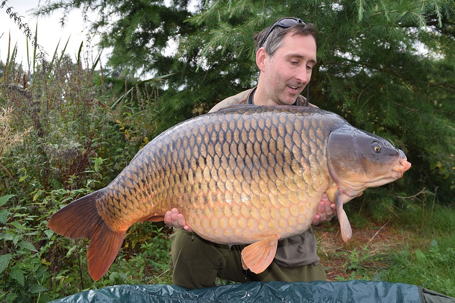 Jon Lee's 54lb 12oz common called Ellie
