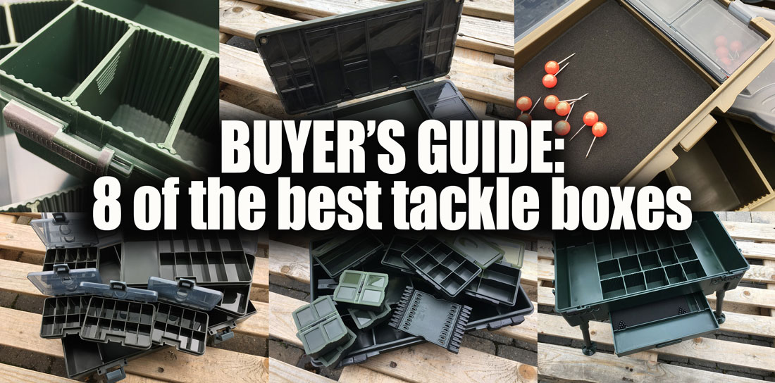 BUYERu0027S GUIDE 8 of the best carp tackle boxes & BUYERu0027S GUIDE: 8 of the best carp tackle boxes u2014 Carpfeed Aboutintivar.Com