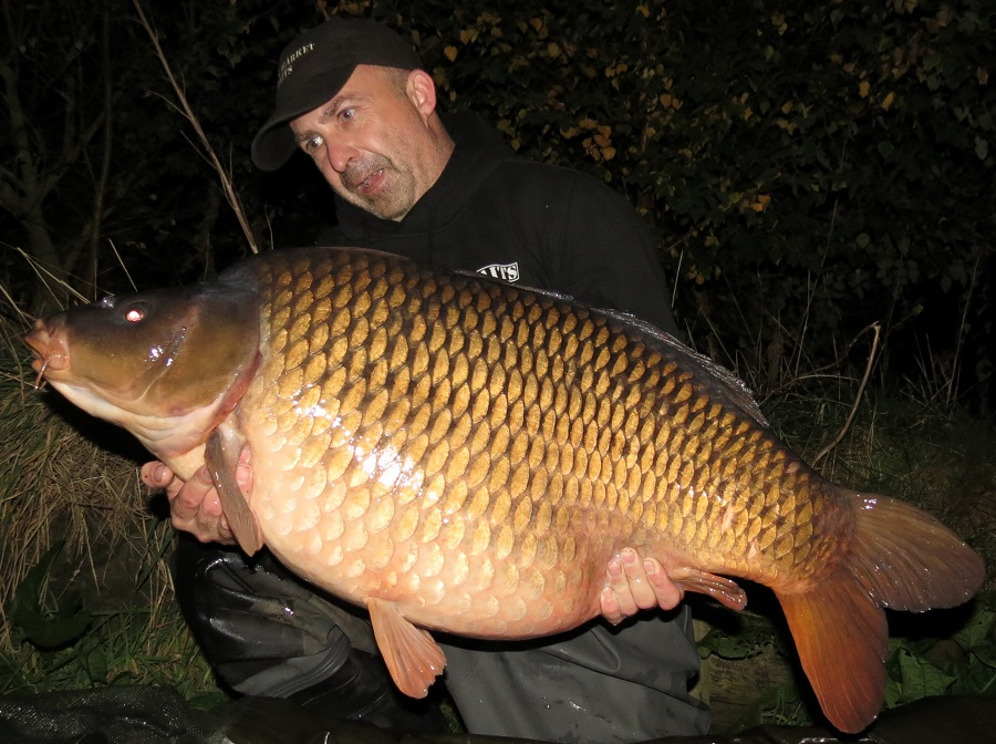The common weighed 50lb 8oz