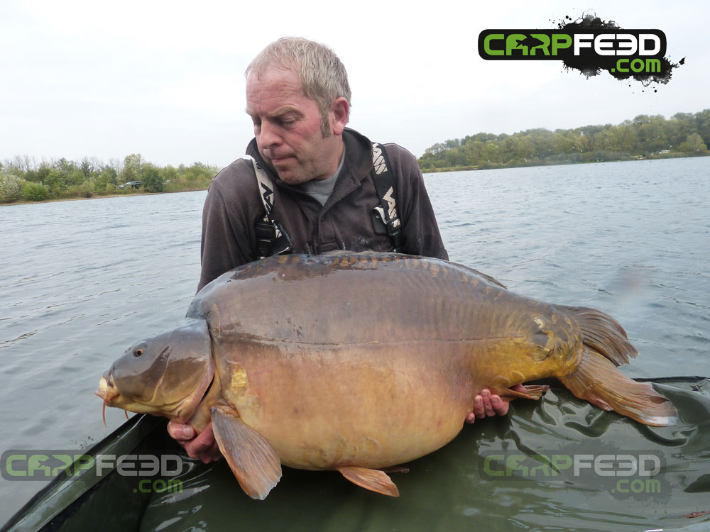 68lb 8oz of mighty mirror