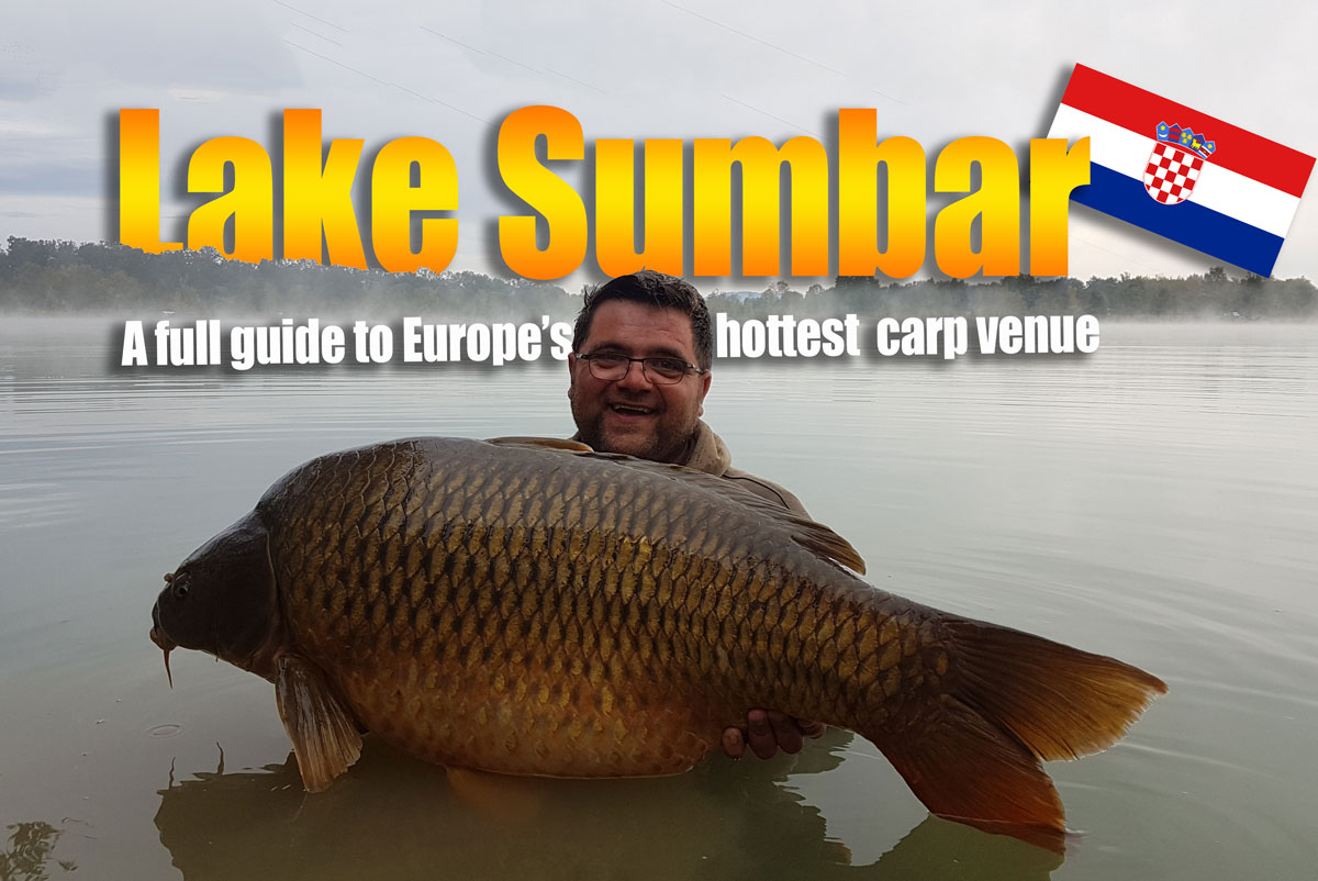 Carp Fishing Venues | Carp Fishing On Lake Sumbar In Croatia Everything You Need To Know