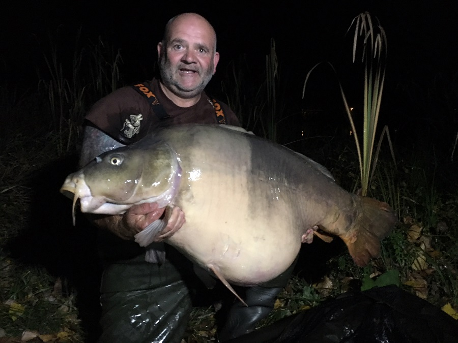 Barbie Jo at 86lb 4oz