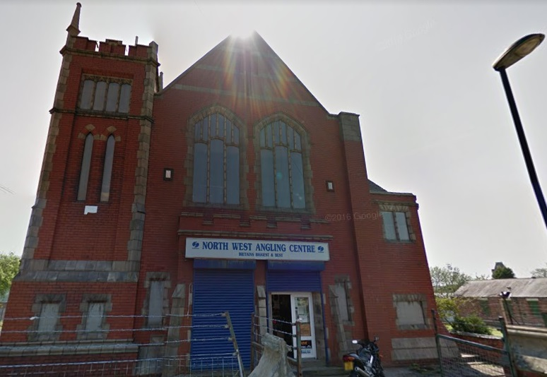 NWAC is housed in a former church. PIC: Google