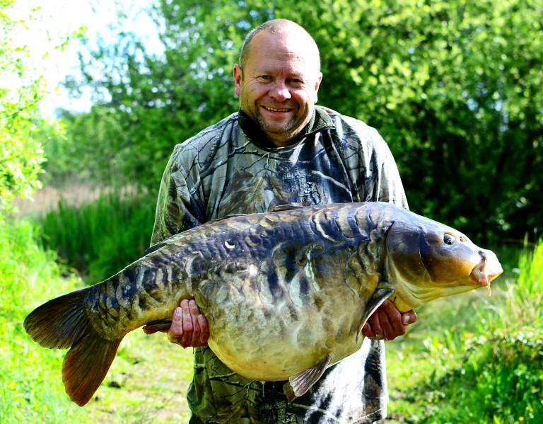 The Big Plated's previous top weight was 52lb