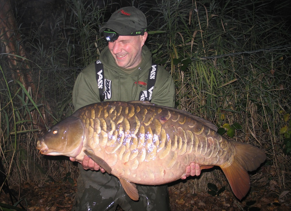 The beautiful Big Fully at 41lb 12oz